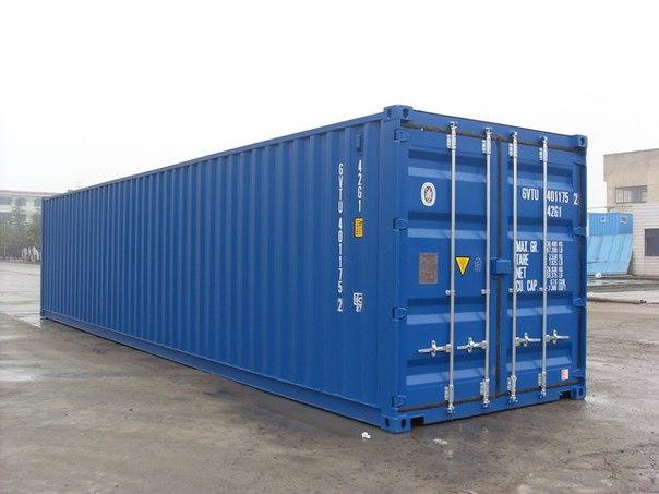 Качественные сухогрузные контейнеры и их сфера применения